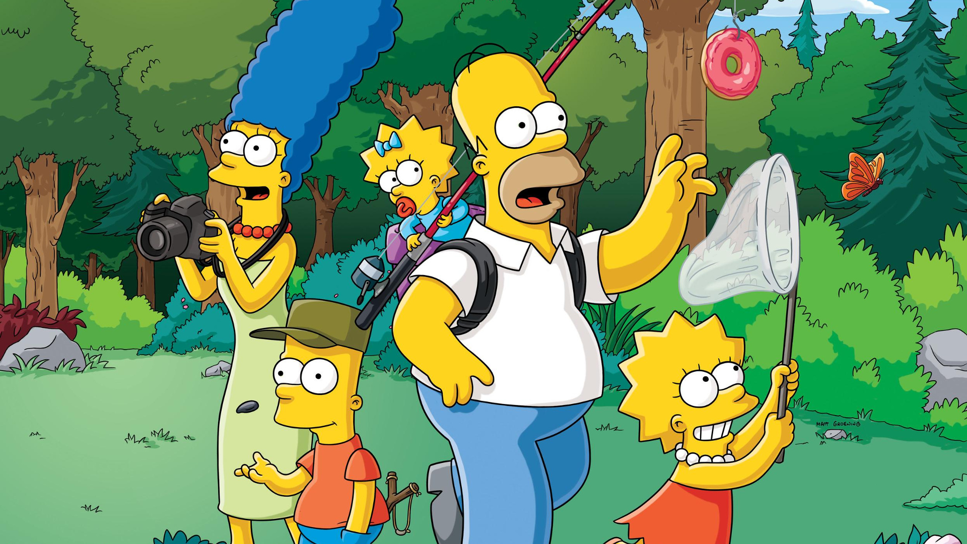 Os Simpsons: 28×15